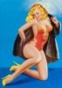 High-Heel Beauties, EYEFUL magazine cover, February 1947 thumbnail
