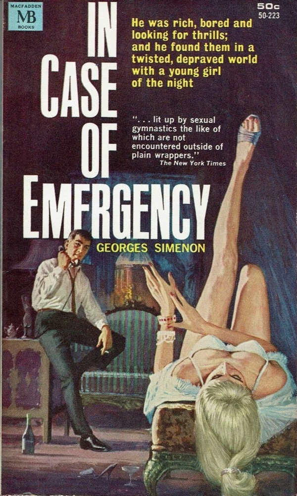 In Case of Emergency Georges Simenon 1964