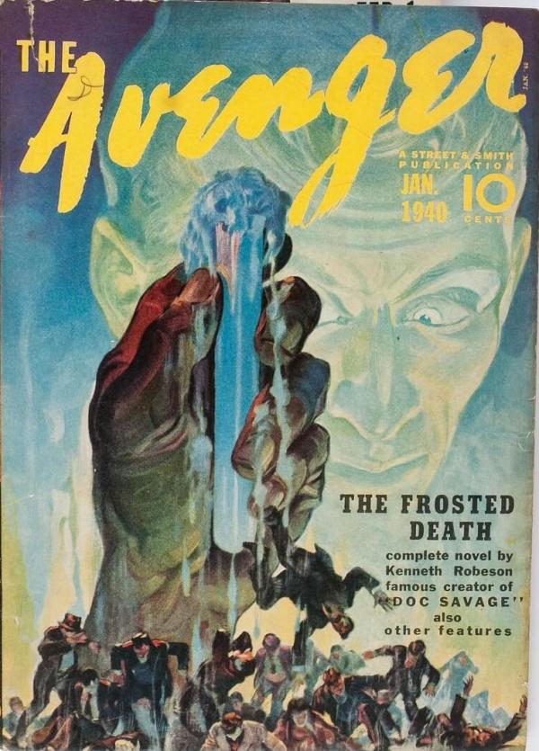 January 1940 Avenger
