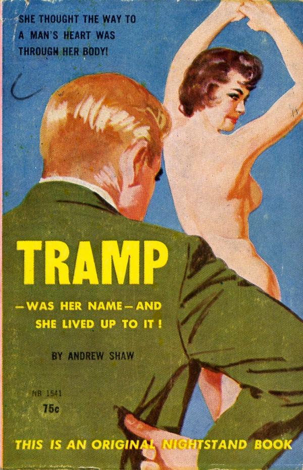 Nightstand Books NB1541 - Tramp (1961)