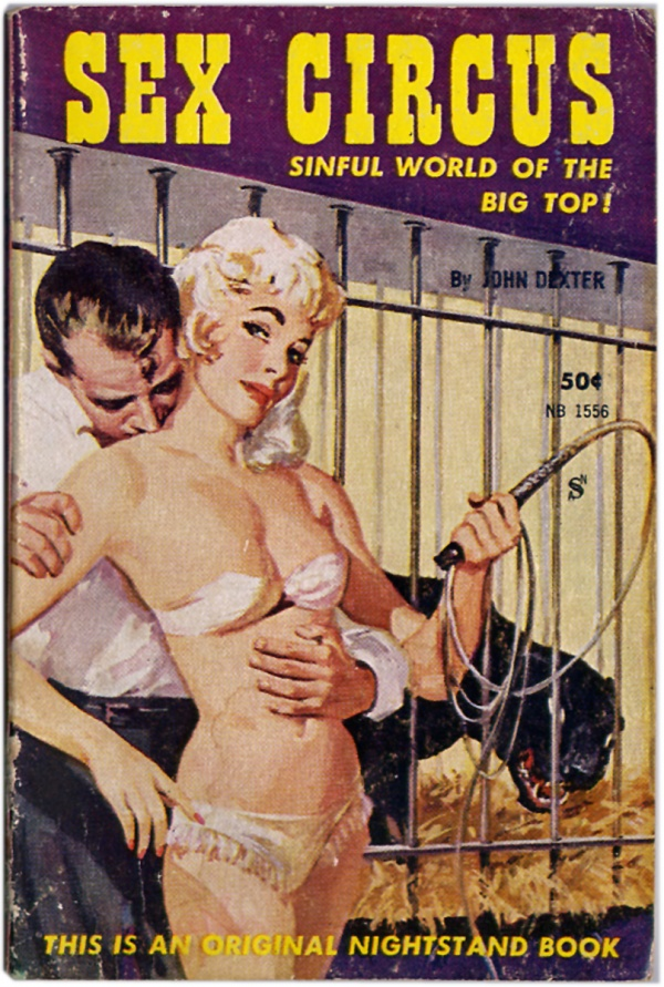 Nightstand Books NB1556 - Sex Circus (1961)