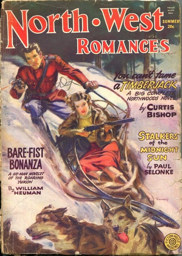 North West Romances Summer 1944