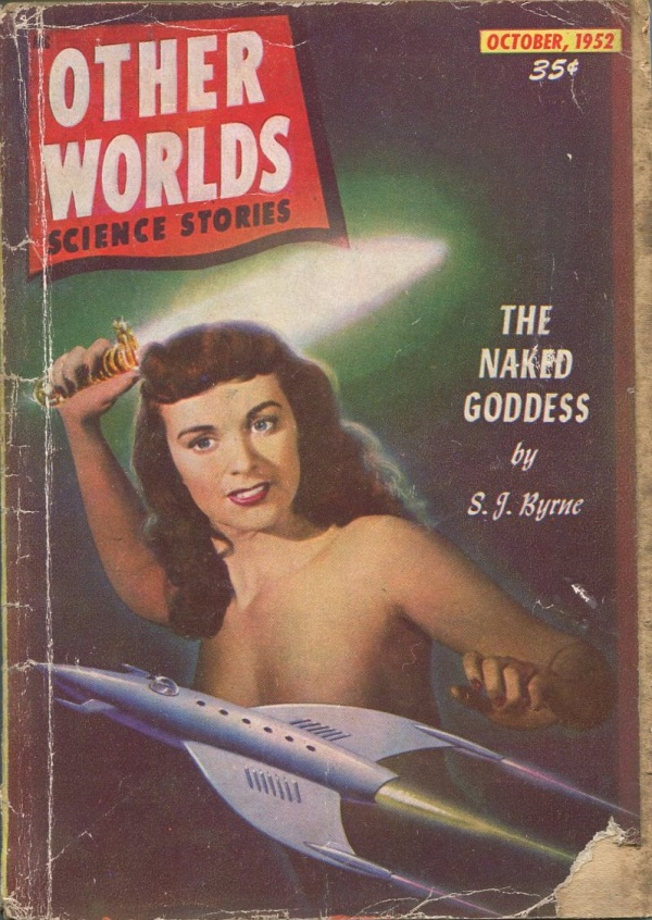 Other Worlds October 1952