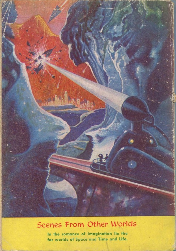 Other Worlds October 1952 Back