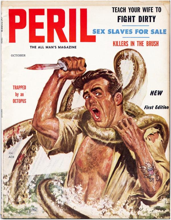 PERIL #1 -OCT 1956