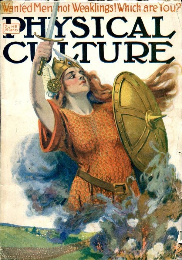 Physical Culture June 1917