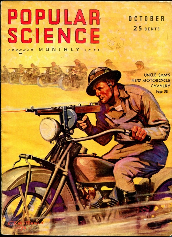 Popular Science October 1931