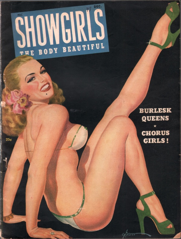 Showgirls Issue #6 1947