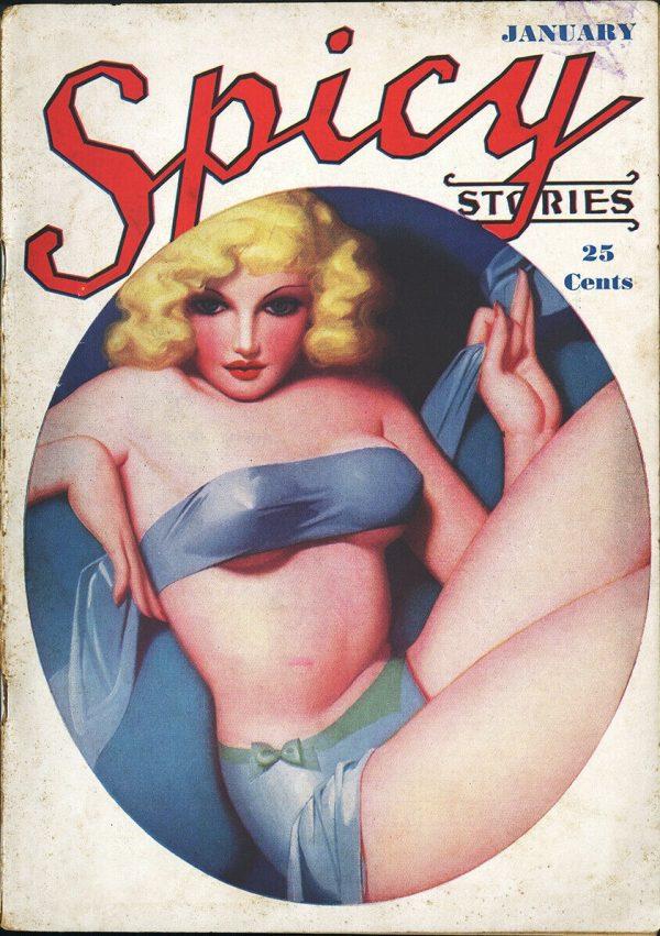 Spicy Stories Jan. 1938