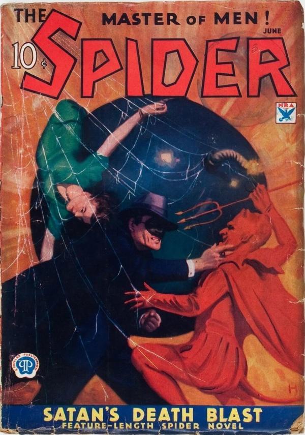 Spider - June 1934