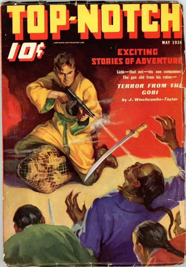 TOP-NOTCH. May, 1936
