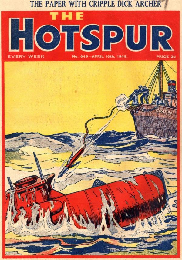 The Hotspur 0649  Apr 16, 1949