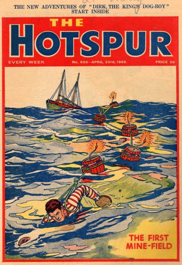 The Hotspur 0650 Apr 23, 1949