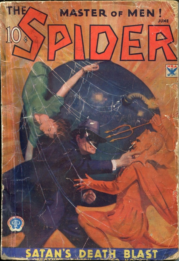 The Spider June 1934