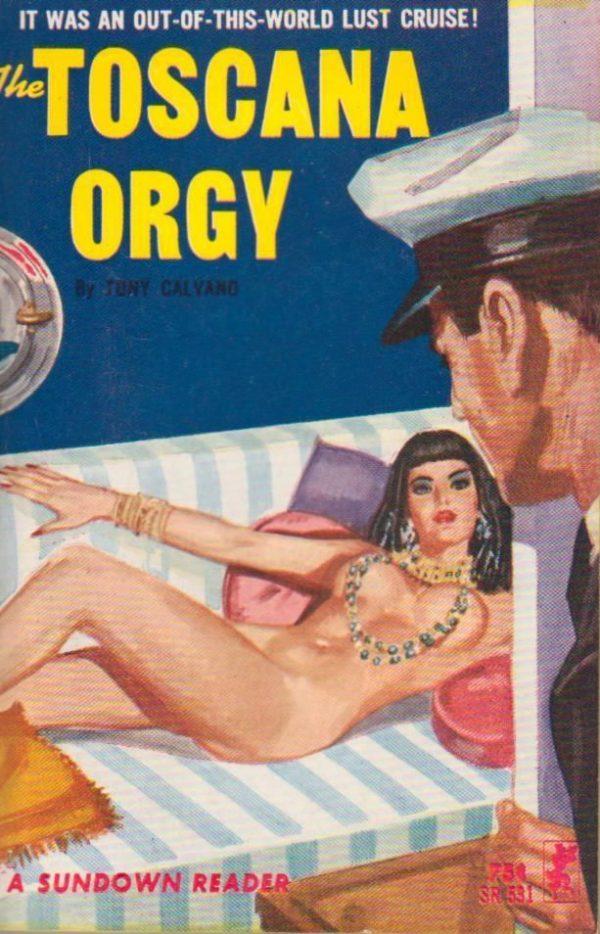 The Toscana Orgy