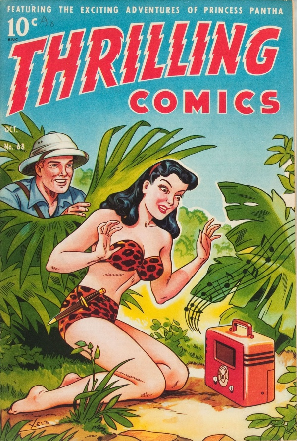 Thrilling Comics #68