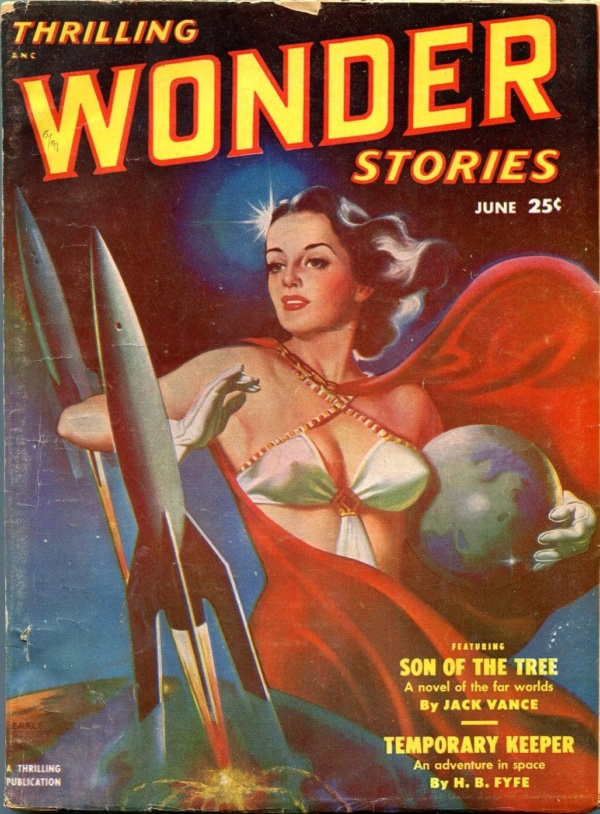 Thrilling Wonder June 1951