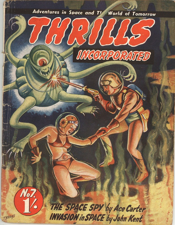 Thrills Incorporated No.7 1950
