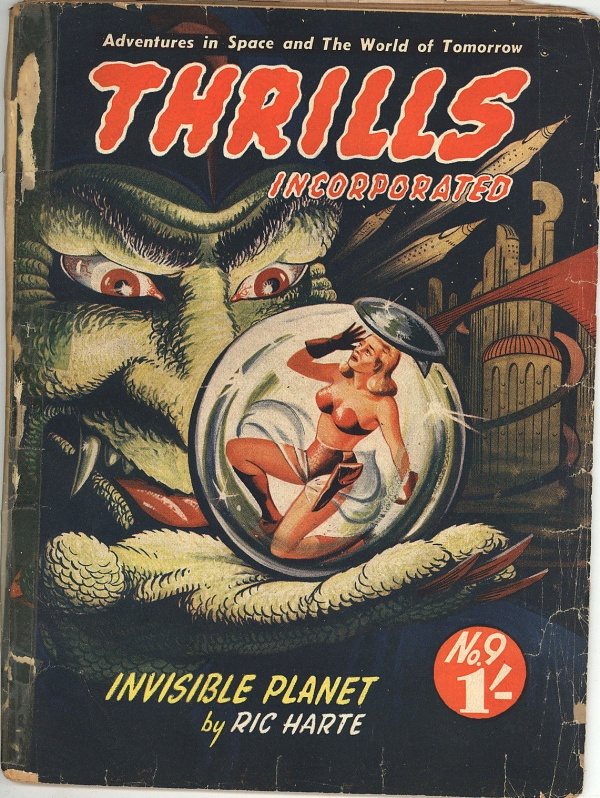 Thrills Incorporated No.9 1950