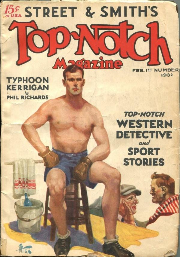Top-Notch February 1 1932