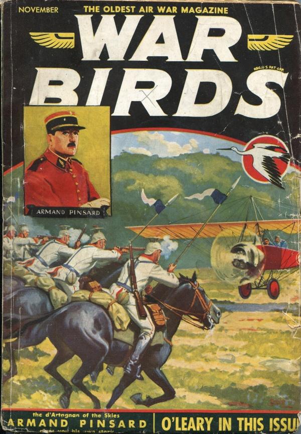 War Birds November 1934