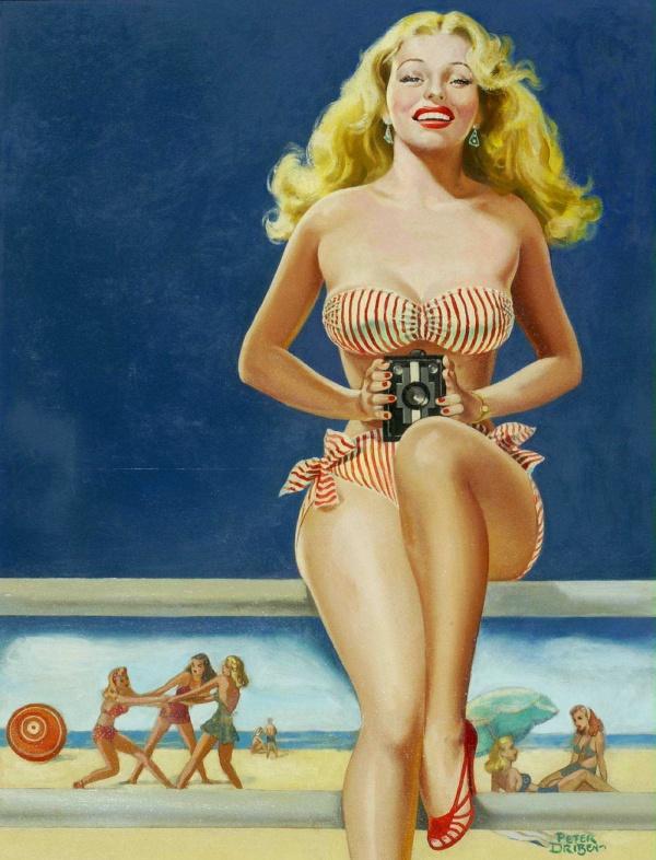 Wink Cover December, 1950