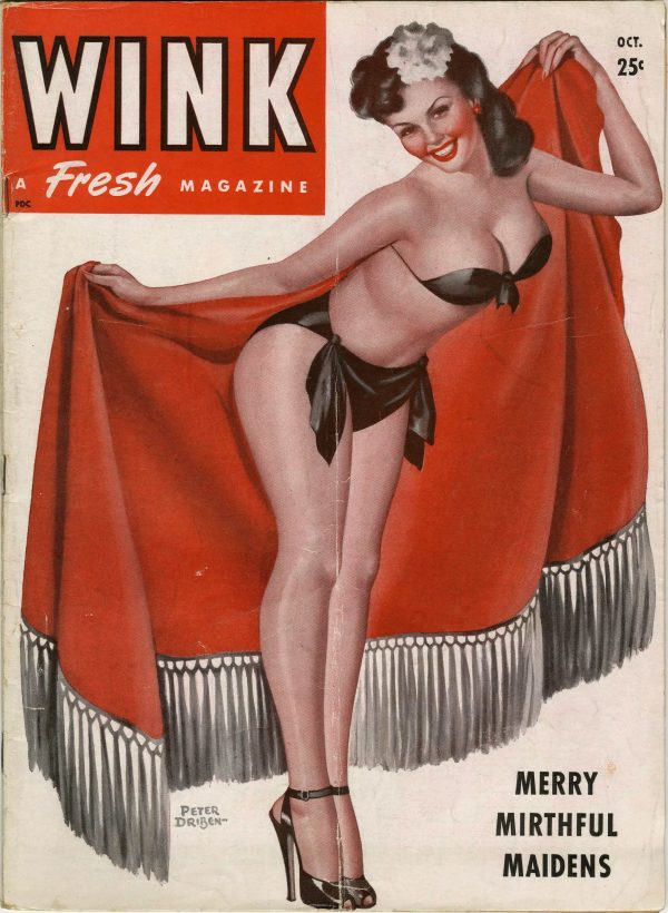 Wink Magazine October 1947