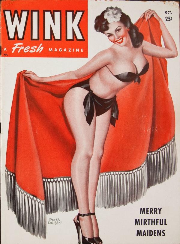 Wink, October 1947
