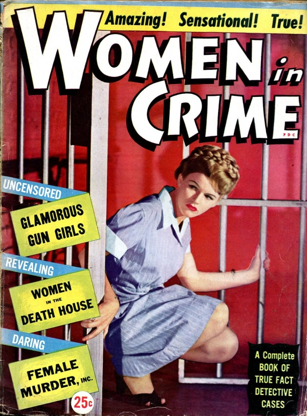 Women In Crime #1 1946