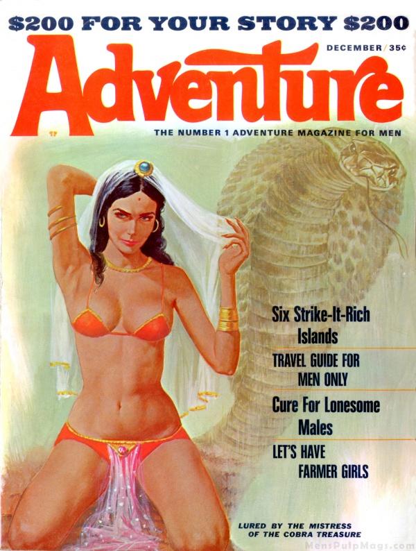 Adventure December 1966
