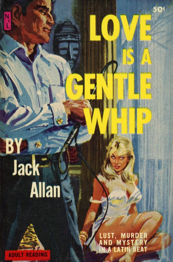 40263525953-newsstand-library-u155-jack-allan-love-is-a-gentle-whip