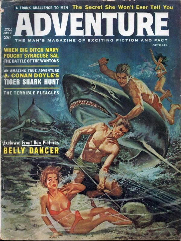 ADVENTURE October 1961 138-1