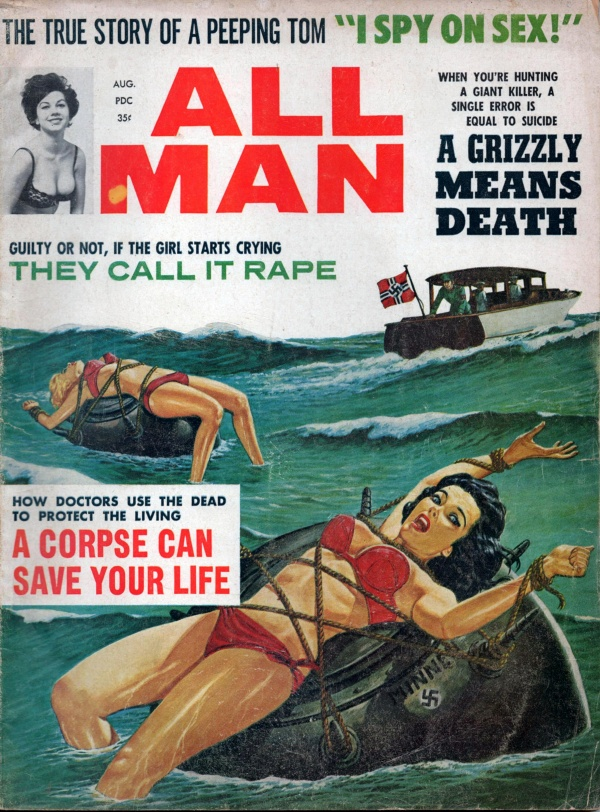 ALL MAN August 1964 5-4