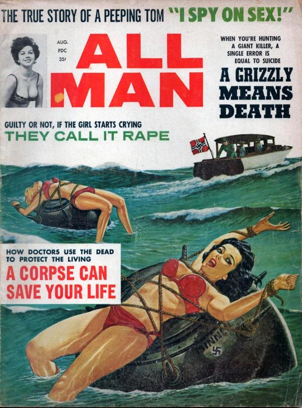 ALL MAN August 1964 5-4