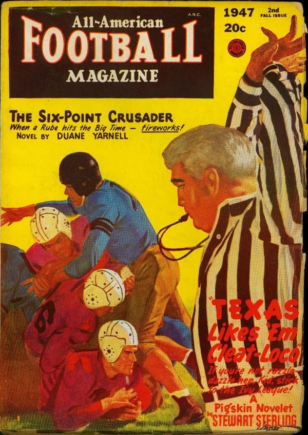 All-American Football 1947