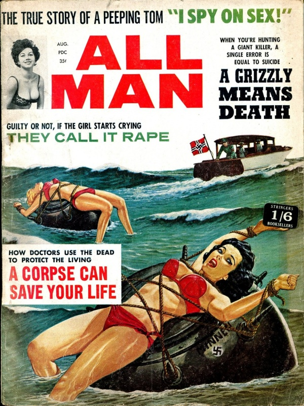 All Man August 1964
