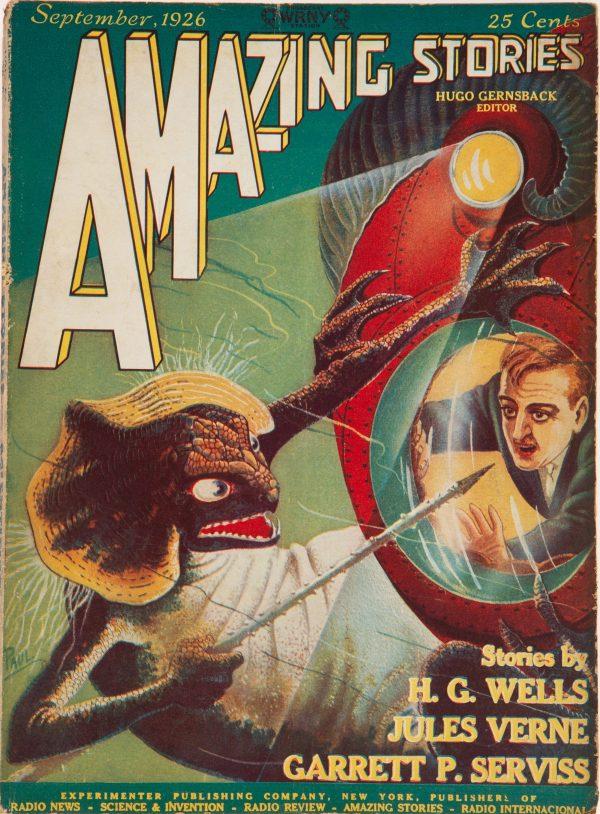 Amazing Stories - September 1926