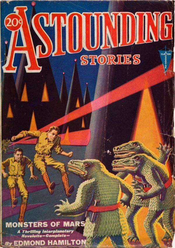 Astounding Stories Magazine - April 1931