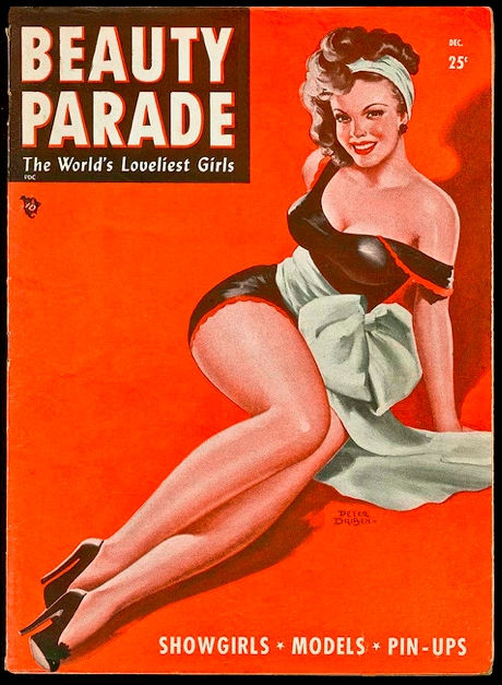 Beauty Parade December 1948