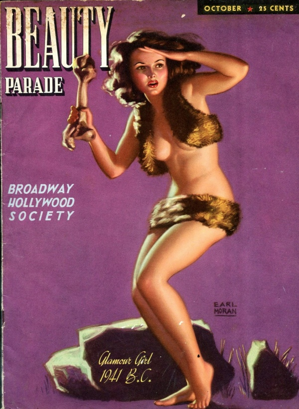Beauty Parade Issue #1 October 1941