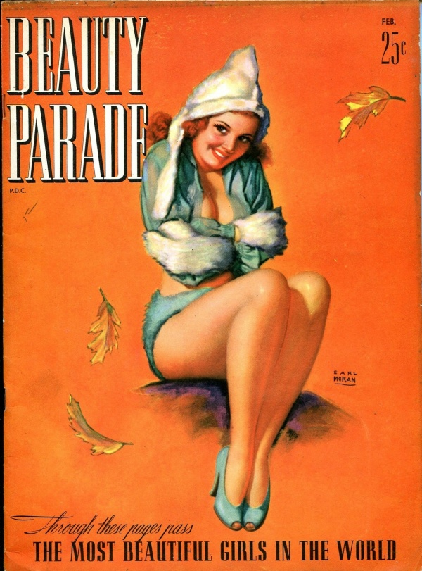 Beauty Parade Issue #2 February 1942