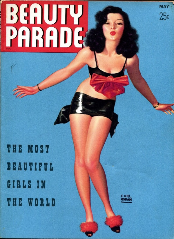 Beauty Parade Issue #3 May 1942