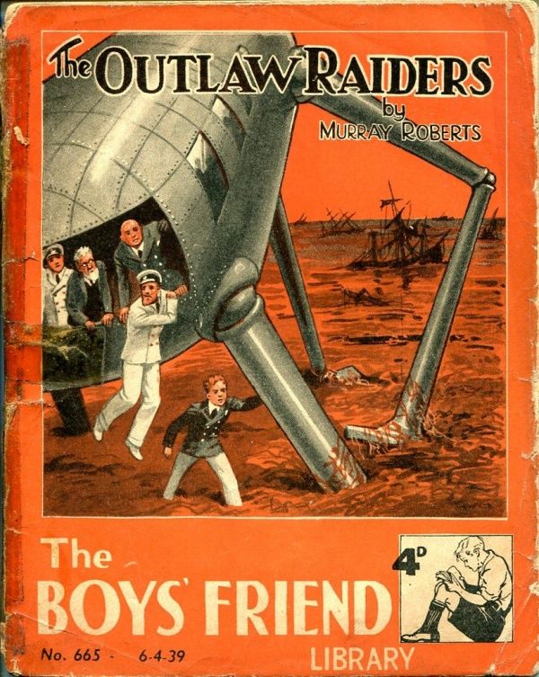 Boy's Friend Library June 1939