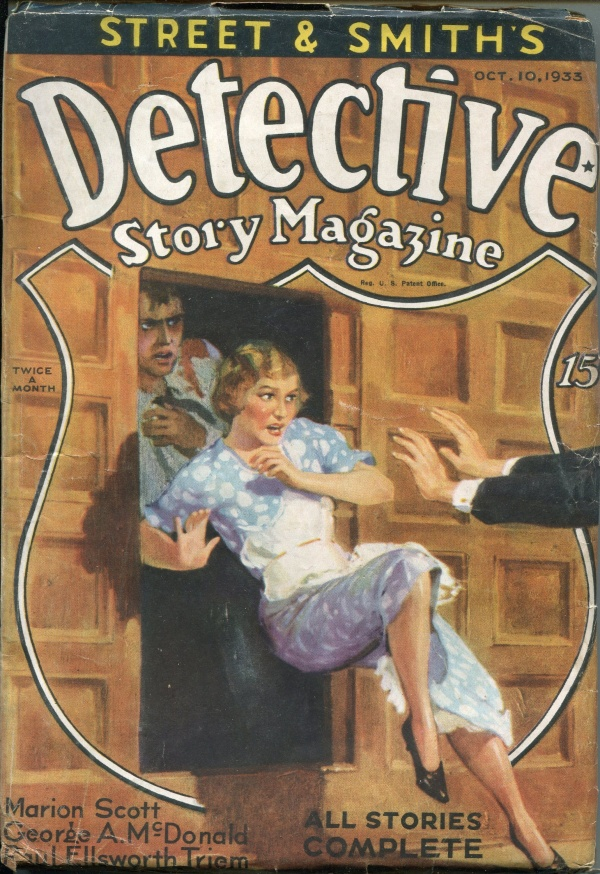 Detective Story October 10, 1933