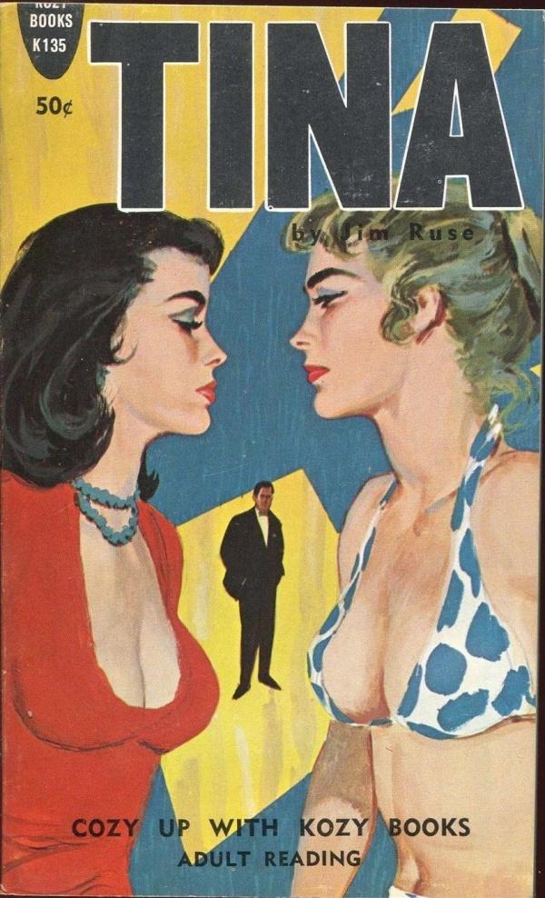 Kozy Books K135 1961