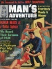 MANS ADVENTURE March 1964 5-6 thumbnail