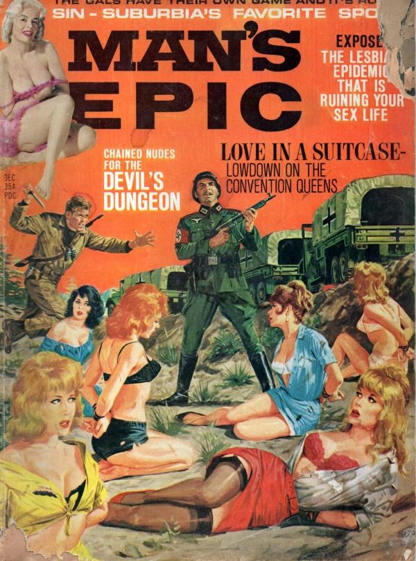 MANS EPIC December 1964 2-5