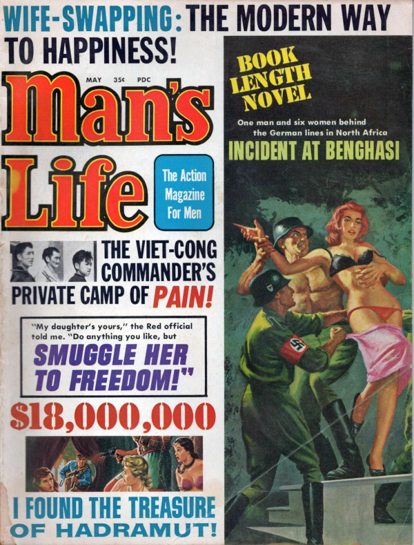 MANS LIFE May 1966 10