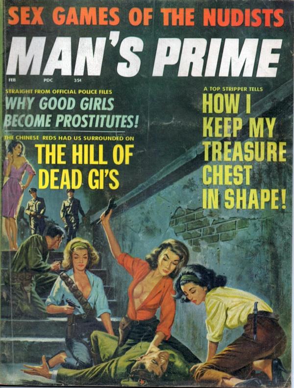 MANS PRIME February 1966 3-15