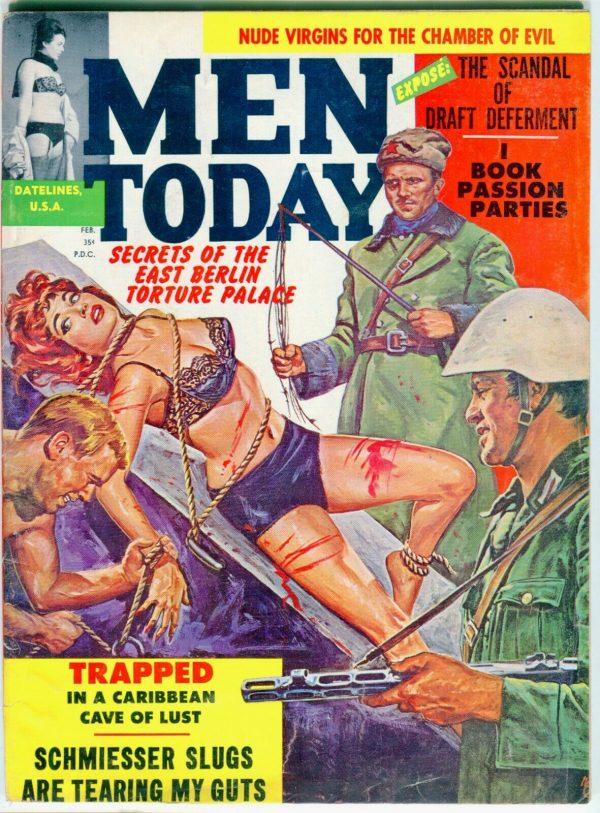 MEN TODAY Feb 1962